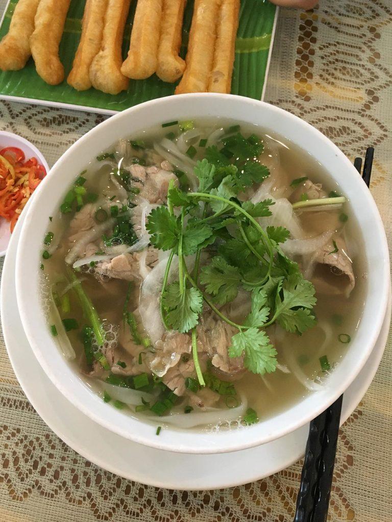 ベトナムで食べたフォー